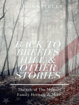 cover image of Back to Breed's Hill & Other Stories