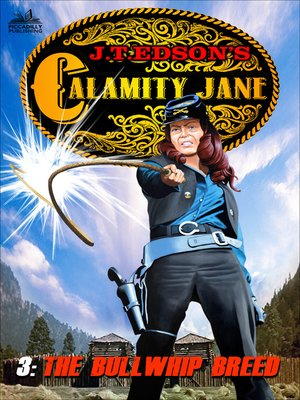 cover image of Calamity Jane 3