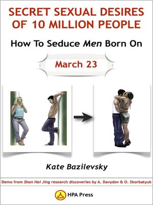 cover image of How to Seduce Men Born On March 23 Or Secret Sexual Desires of 10 Million People