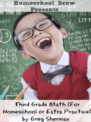 cover image of Third Grade Math (For Homeschool or Extra Practice)