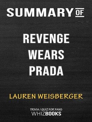 cover image of Summary of Revenge Wears Prada
