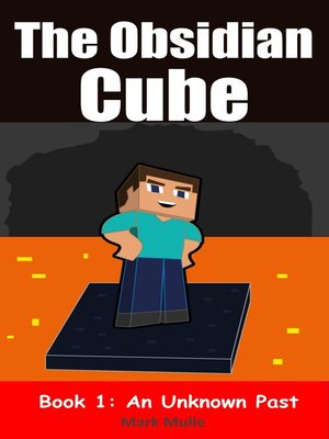 cover image of The Obsidian Cube, Book 1