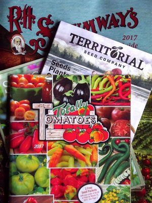 cover image of Gardener's Guide to Seed Catalogs