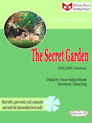 cover image of The Secret Garden (ESL/EFL Version)