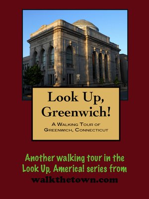 cover image of A Walking Tour of Greenwich, Connecticut
