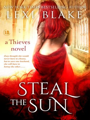 cover image of Steal the Sun, Thieves, Book 4