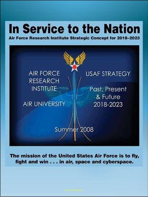 cover image of In Service to the Nation