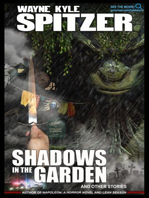 cover image of Shadows in the Garden and Other Stories