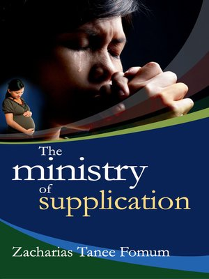 cover image of The Ministry of Supplication