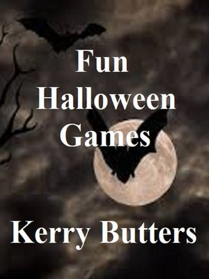 cover image of Fun Halloween Games.