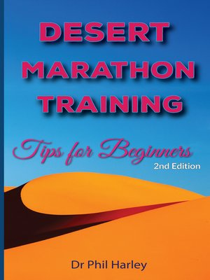 cover image of Desert Marathon Training