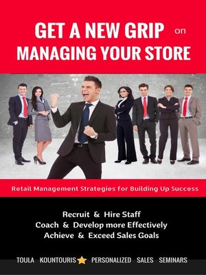 cover image of Get a New Grip on Managing Your Store