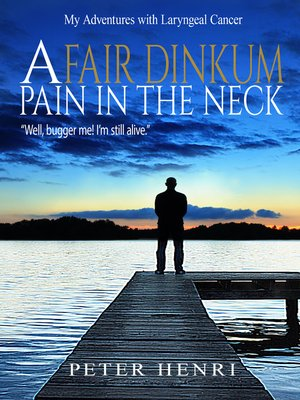 cover image of A Fair Dinkum Pain In the Neck