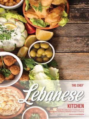 cover image of The Chef's Lebanese Kitchen
