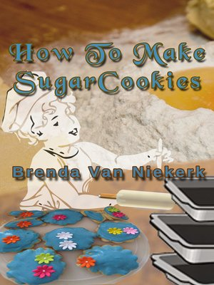 cover image of How to Make Sugar Cookies