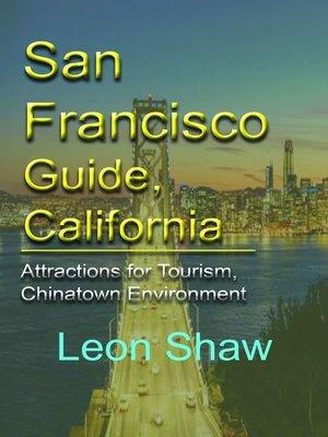 cover image of San Francisco Guide, California