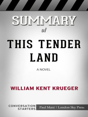 cover image of Summary of This Tender Land