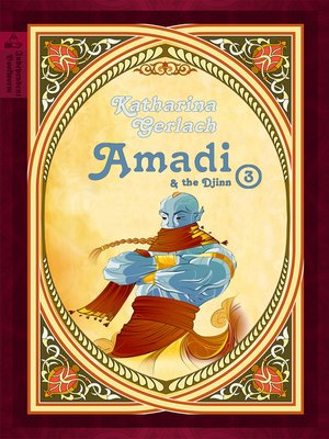 cover image of Amadi and the Djinn