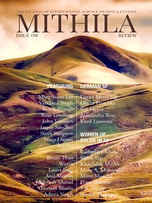 cover image of Mithila Review Issue 9