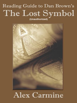 "cover image of Reading Guide to Dan Brown's ""The Lost Symbol"" (Unauthorized)"
