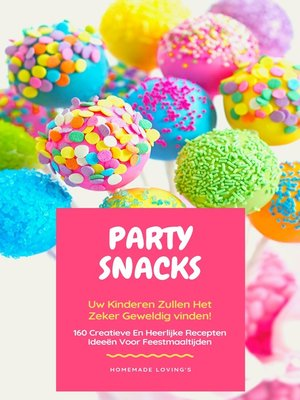 cover image of Party Snacks