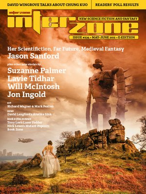 cover image of Interzone 234 May