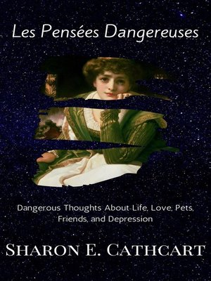 cover image of Les Pensees Dangereuses