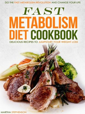 cover image of Fast Metabolism Diet Cookbook