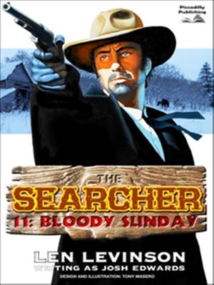 cover image of The Searcher 11