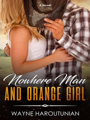 cover image of Nowhere Man and Orange Girl