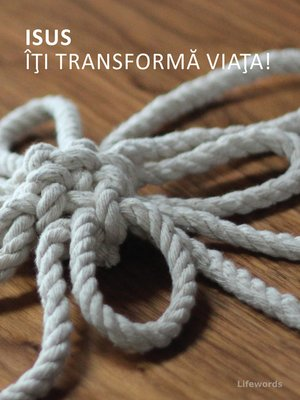 cover image of Isus. îţi transformă viaţa!