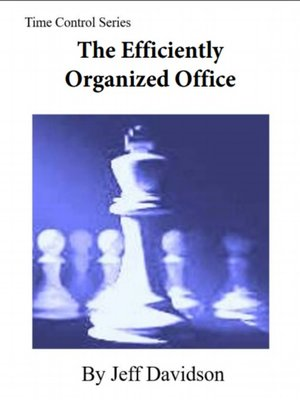 cover image of The Efficiently Organized Office