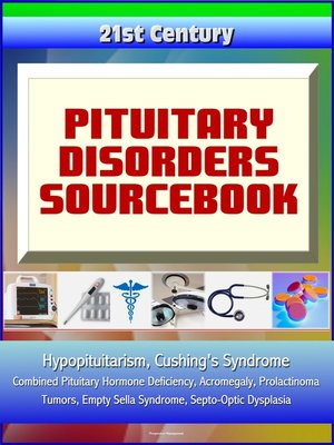 cover image of 21st Century Pituitary Disorders Sourcebook