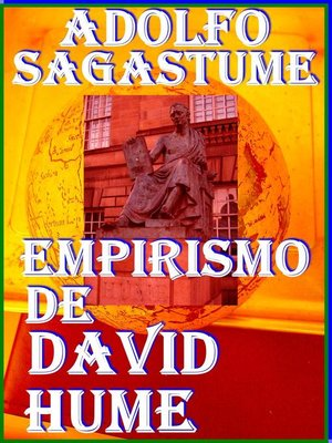 cover image of Empirismo de David Hume