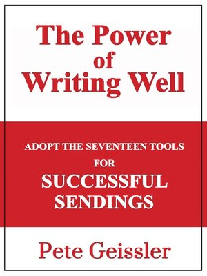 cover image of Adopt the Seventeen Tools for Successful Sendings