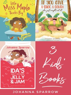 cover image of 3 Kid's Books