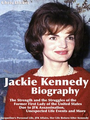 cover image of Jackie Kennedy Biography
