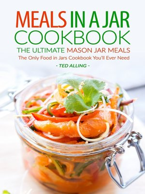 cover image of Meals in a Jar Cookbook