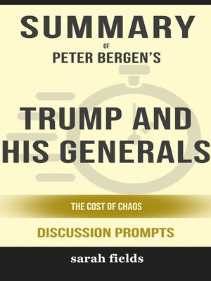 cover image of Summary of Trump and His Generals