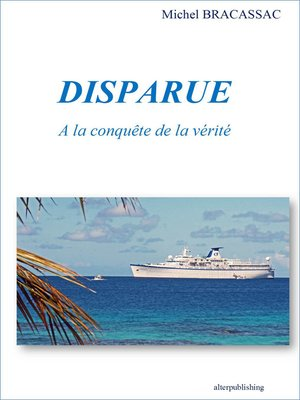 cover image of Disparue