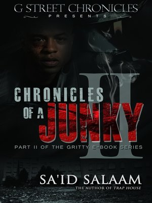 cover image of Chronicles of a Junky II (Short Story Ebook Series)