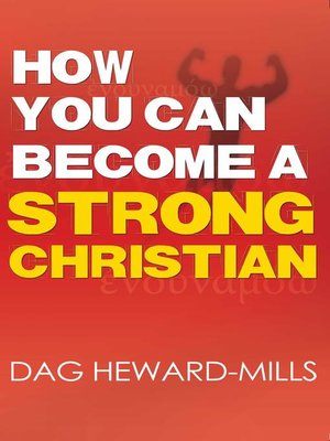 cover image of How You Can Become a Strong Christian