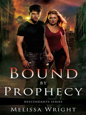 cover image of Bound by Prophecy