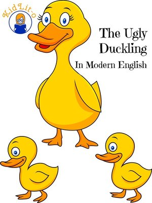 cover image of The Ugly Duckling In Modern English (Translated)
