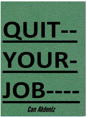 cover image of Quit Your Job