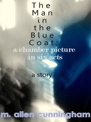 cover image of The Man in the Blue Coat