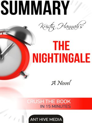 cover image of Kristin Hannah's the Nightingale Summary