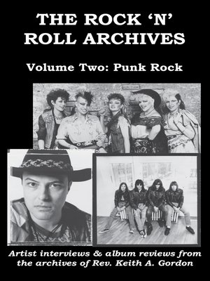 cover image of The Rock 'n' Roll Archives, Volume Two