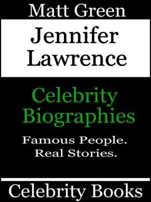 cover image of Jennifer Lawrence
