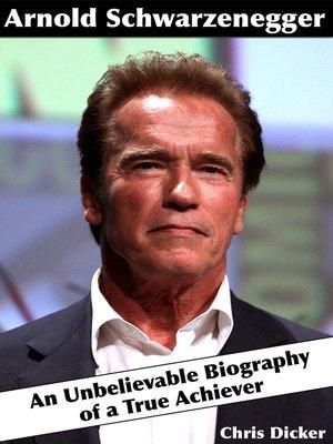 cover image of Arnold Schwarzenegger